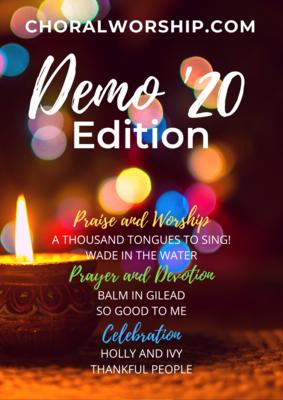 Demo Book Recordings (download)