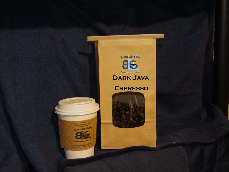 Dark Java Espresso - 16 oz
