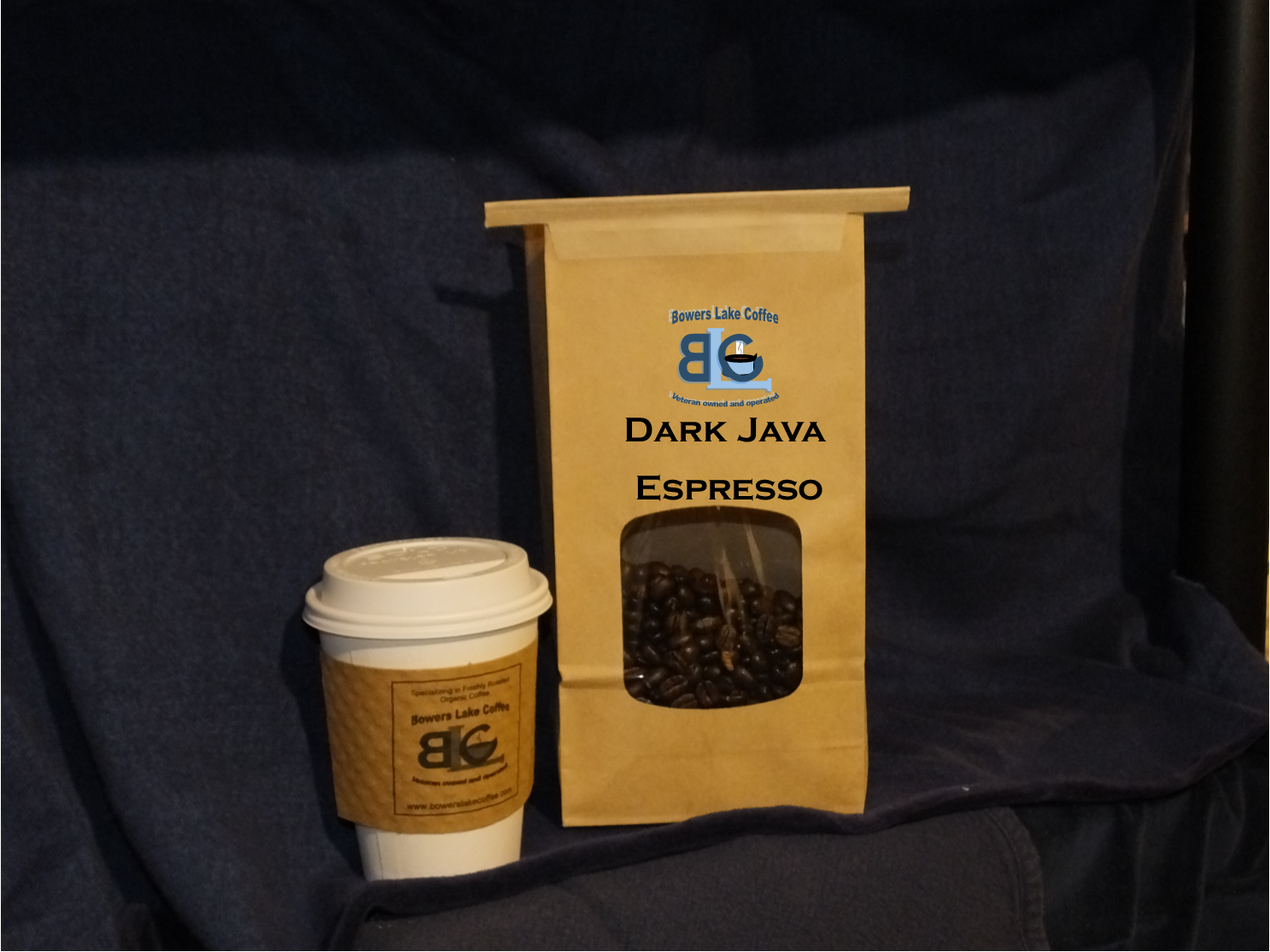 Dark Java Espresso - 8 oz