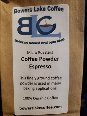 Coffee/Espresso Powder for Baking