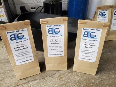Coffee/Espresso Powder for Baking