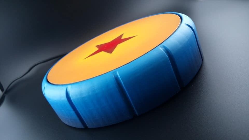 Plateau tournant personnalisé type Dragon-Ball / Ø 22 cm renforcé