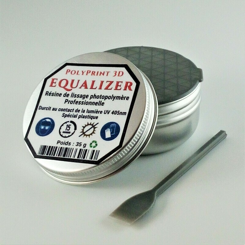 Résine Photo-Polymère de Lissage EQUALIZER ECO  40 g