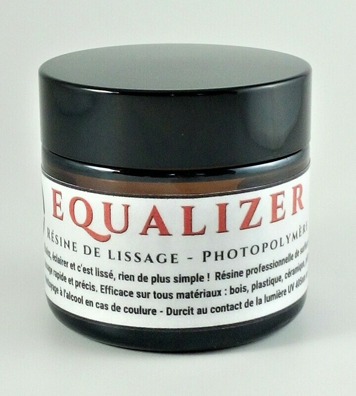 Résine Photo-Polymère de Lissage en 15 s EQUALIZER 60 g