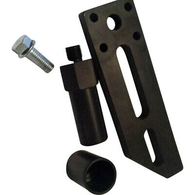 2006 - 2012 Kawasaki Ninja ER-650 EN-650 Model Pin Kit for Black Paddock Style Side Lift Stand