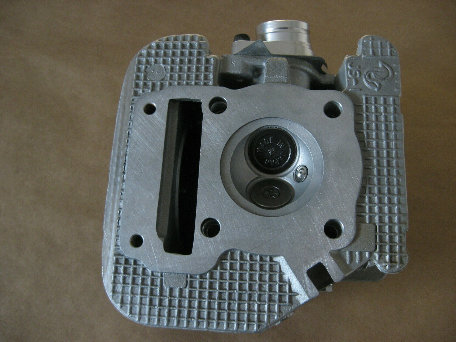 KAYO MiniGP MR125 - 150 Big Bore - Formula Head with Japanese Yamaha Parts, Ports and Casting Corrected - Final 2 - Then gone