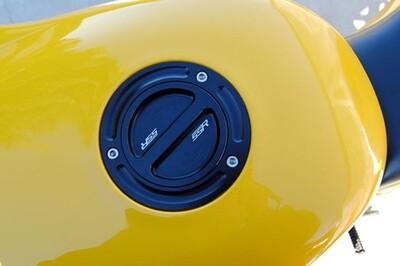 3 Hole Keyless Gas Cap, Gen 2 SV650 - Suzuki - SV1000