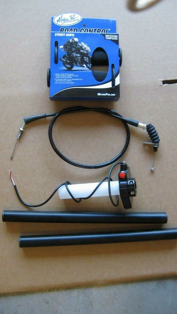 2020 KAYO MiniGP MR150R Quick Throttle Kit