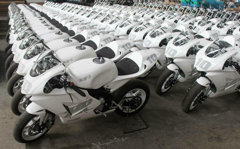 KAYO MR150R MiniGP  Race Bike;