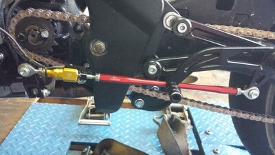 Tianda TDR-300 Full Race Quick Shifter kit