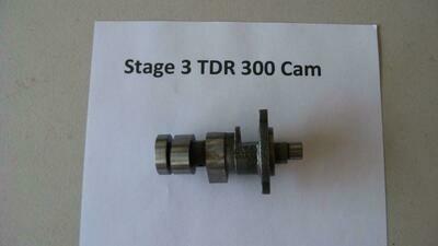 Tianda  TDR-300  Full Race Cam Made in the USA