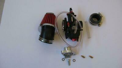 PWK 28mm Complete Full Race Carburetor Kits for KAYO MiniGP Race Bikes