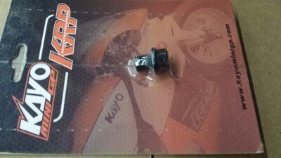 KAYO MiniGP Pre-drilled Magnetic Oil Drain Plug