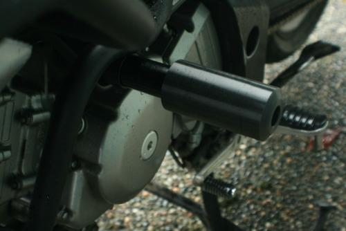 DL650 - DL1000 Vstrom Models MotoSliders Frame Sliders