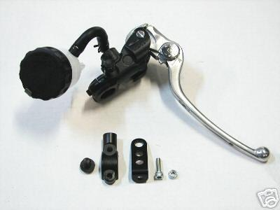 19 x 18mm Nissin High Performance Radial Master Cylinder: SV650 and Gladius