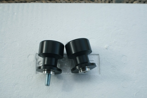 Motosliders 8mm Swing Arm Sliders for Honda and Suzuki Models