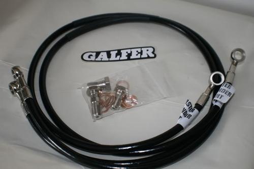 Galfer Black SS Standard DL650 Front Lines