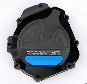 Woodcraft GSXR 1000 05 - 08 Engine Covers