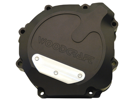 Woodcraft GSXR 1000 01 - 02 Engine Covers