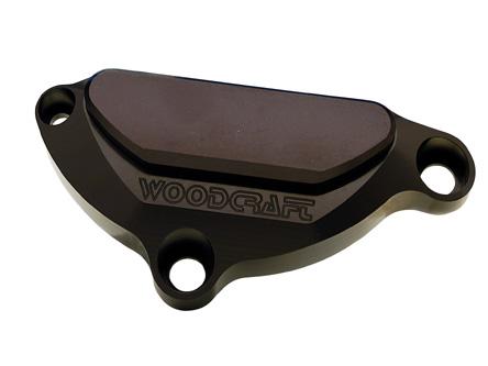 Woodcraft Yamaha 04 - 08 R1 Engine Covers