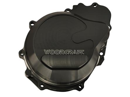 Woodcraft Kawasaki 04 - 05 ZX6R-RR Engine Covers