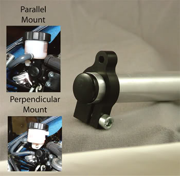 Universal Remote Reservoir Bracket