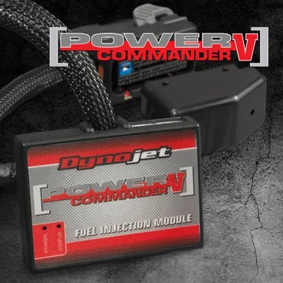 Power Commander V for DL650 and DL1000 Vstrom models