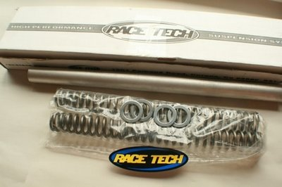 Race Tech DL650 Fork Springs and GVE Package