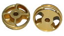 Race Tech DL1000 Rebound Gold Valves
