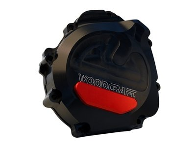 Woodcraft GSXR 1000 03 - 04 Engine Covers