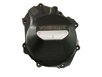 Woodcraft GSXR 1000 09 - 2011 Engine Covers