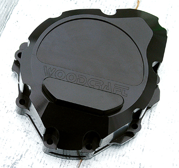 Woodcraft GSXR Hayabusa, B-King Engine Covers