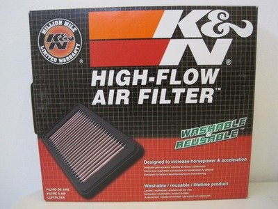 DL650 K&N High Performance Air Filter