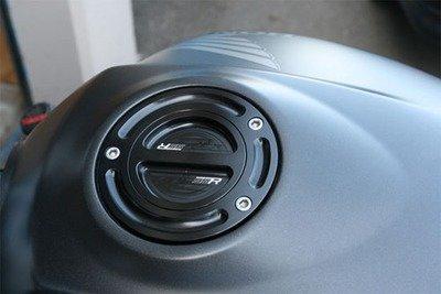 Keyless Gas Cap, Honda