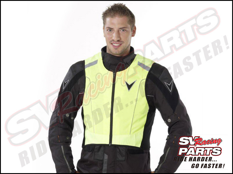 Nerve Bikewear High Visibility Riding Vest