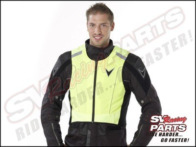 Nerve Bikewear High Visibility Riding Vest