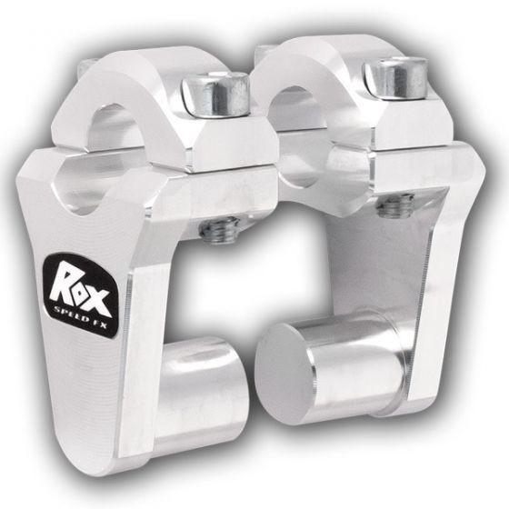 Rox 2 Inch Rotating Handle Bar Risers