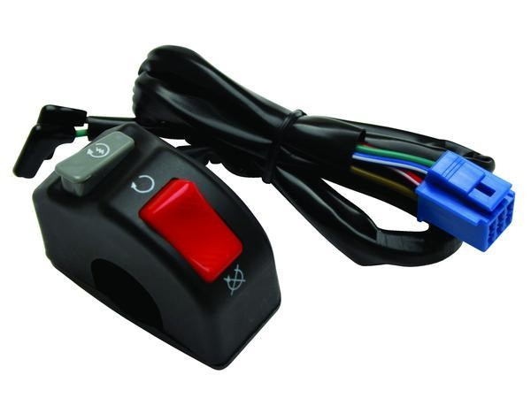 Start Stop Switch for Quick Throttles