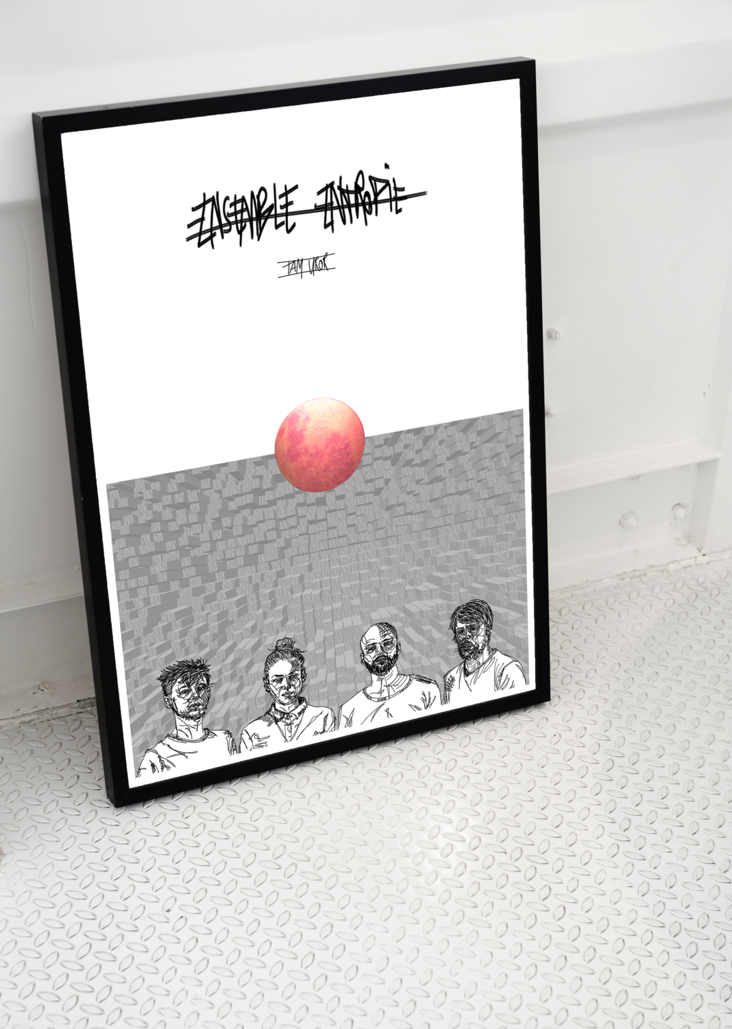 POSTER : PINK MOON EDITION DIN A2