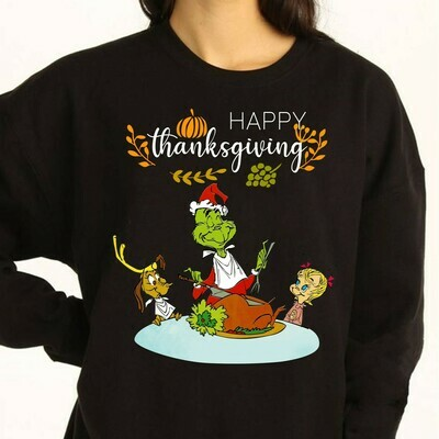 Grinch Thanksgiving Shirt Buckle Up Butter Cup I Have Anger Issues,Grinch Face Shirt,Resting Grinch Face Shirt,Grinch Christmas Shirt Gifts T-Shirt Long Sleeve Hoodie Sweatshirt