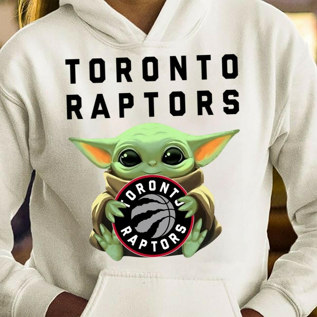 Toronto Raptors Baby Yoda Star Wars The Mandalorian The Child First Memories Floating NBA Basketball Dad Mon Kid Fan Gift T-Shirt Long Sleeve Sweatshirt Hoodie Jolly Family Gifts