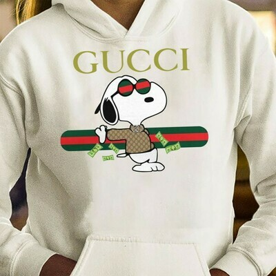 Gucci Stripe Stylish Snoopy,The Peanuts Dabbing Gucci Joe Cool Stay Stylish,Charlie Brown The Sky's the Limit T-Shirt Long Sleeve Sweatshirt Hoodie Jolly Family Gifts
