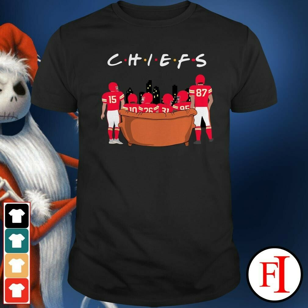 Kansas City Chiefs Friends Movie First Memories Floating Football Team Dad Mon Kid Fan Gift T-Shirt Long Sleeve Sweatshirt Hoodie Jolly Family Gifts