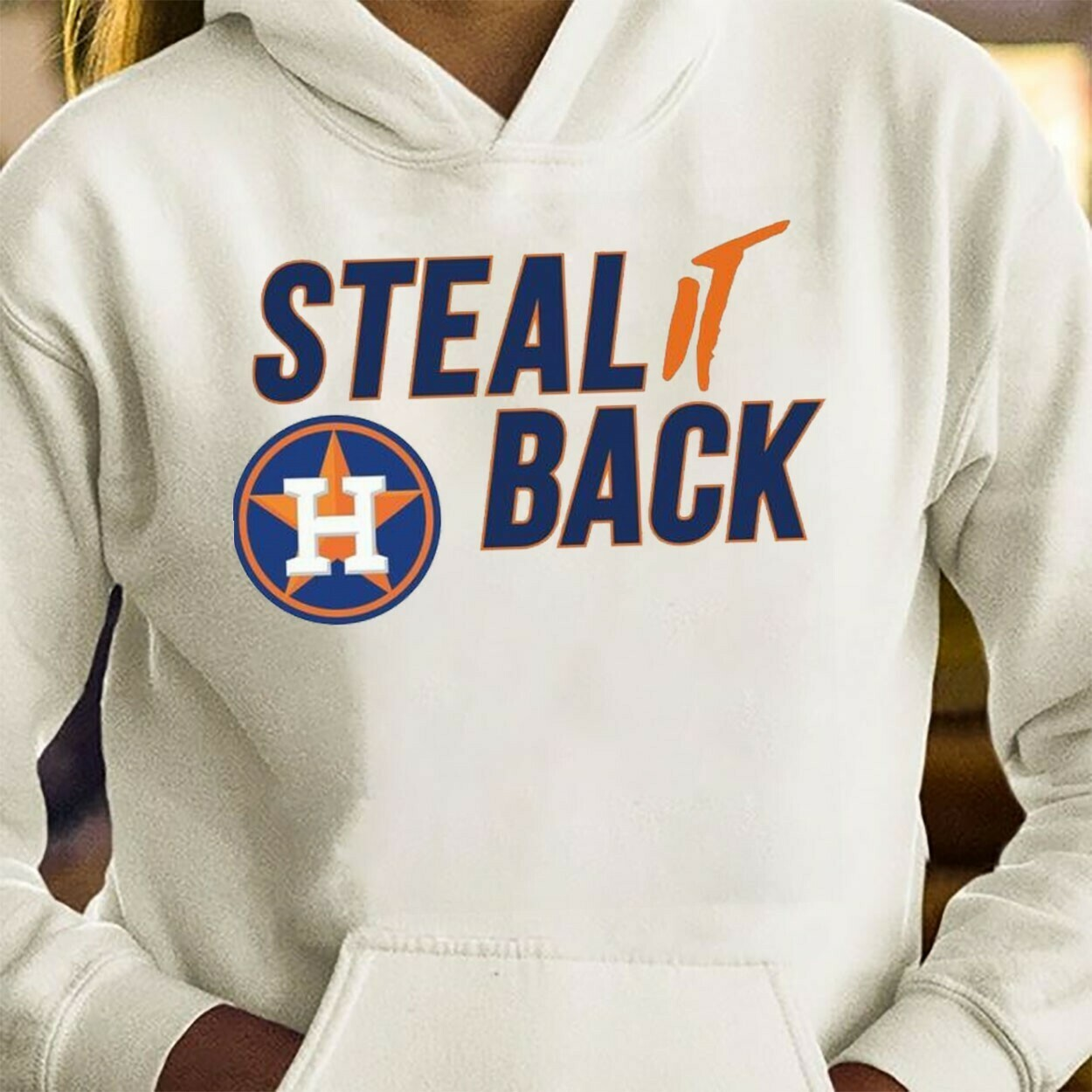 Houston Astros Steal It Back Baseball Sign Stealing scandal Hate Us Astros Replica  T-Shirt Hoodie Sweatshirt Sweater Tee Kids Youth Gifts Jolly Family Gifts