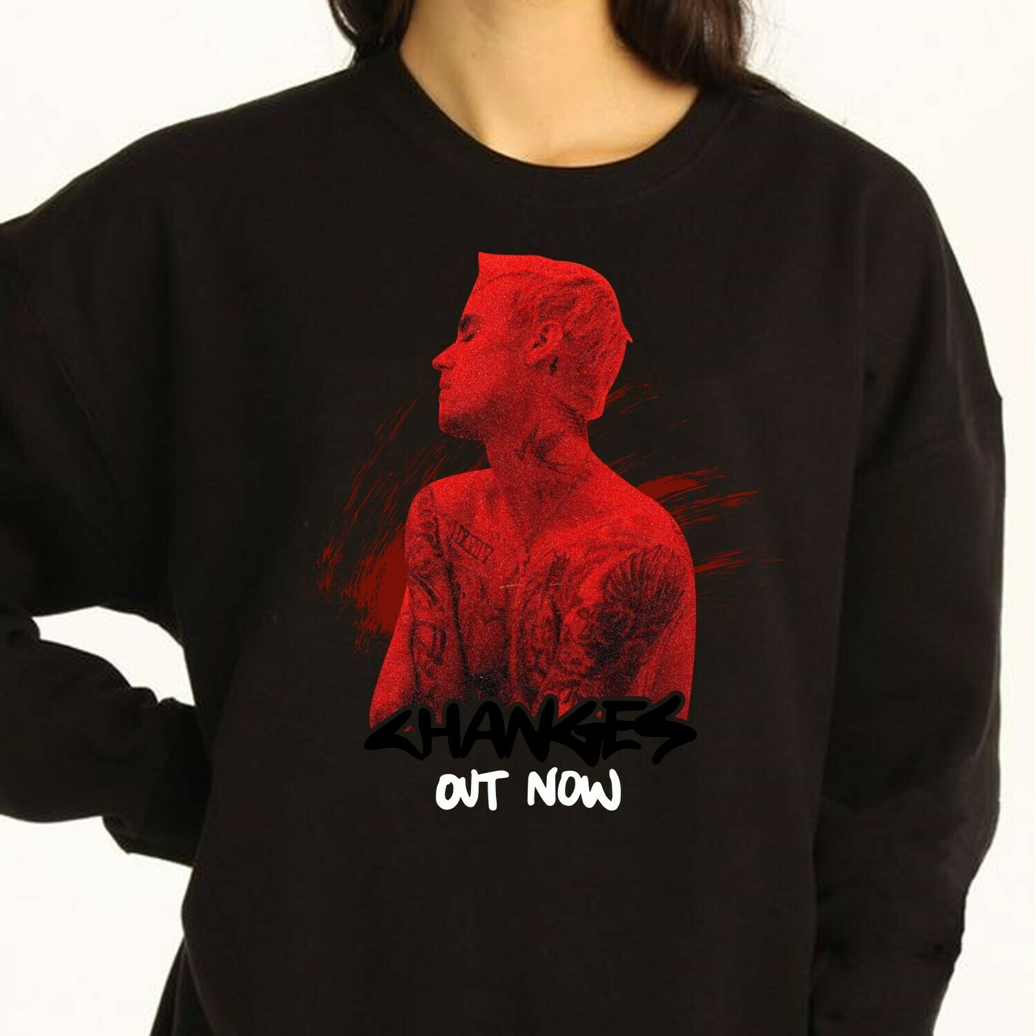 Justin Bieber changes out now Justin Bieber's new single 'Yummy' Changes Vinyl Get Me Purpose Concert Music Fan 2020  T-Shirt Hoodie Sweatshirt Sweater Tee Kids Youth Gifts Jolly Family Gifts