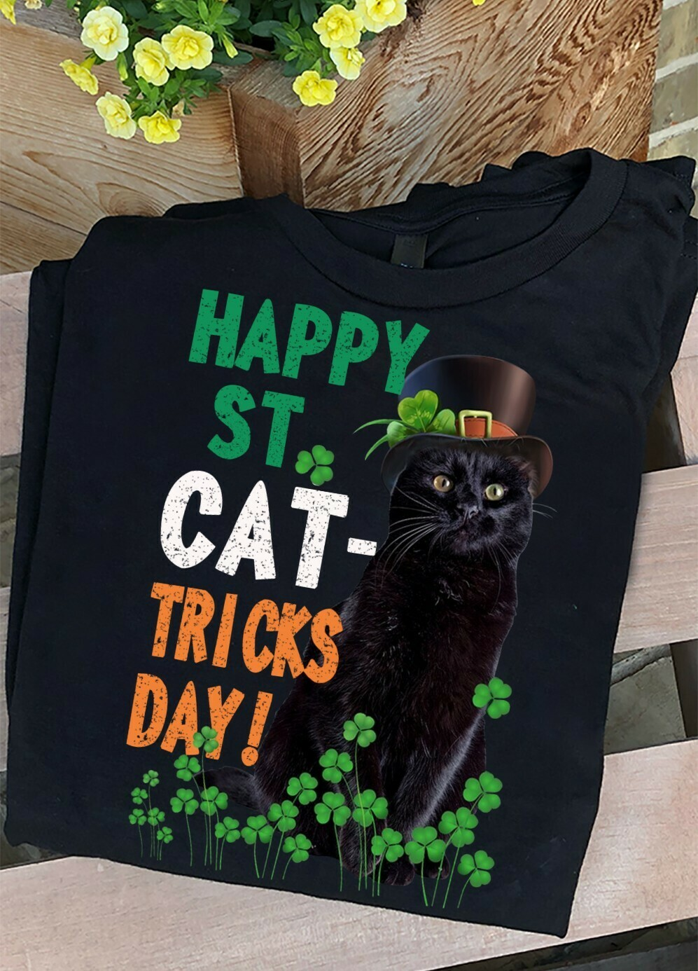 Happy St. Catricks Day,My Cat Is My Lucky Charm Happy Patrick's Day,Cats Caticorn Leprechaun Funny St Paddy's Day  T-Shirt Hoodie Sweatshirt Sweater Tee Kids Youth Gifts Jolly Family Gifts