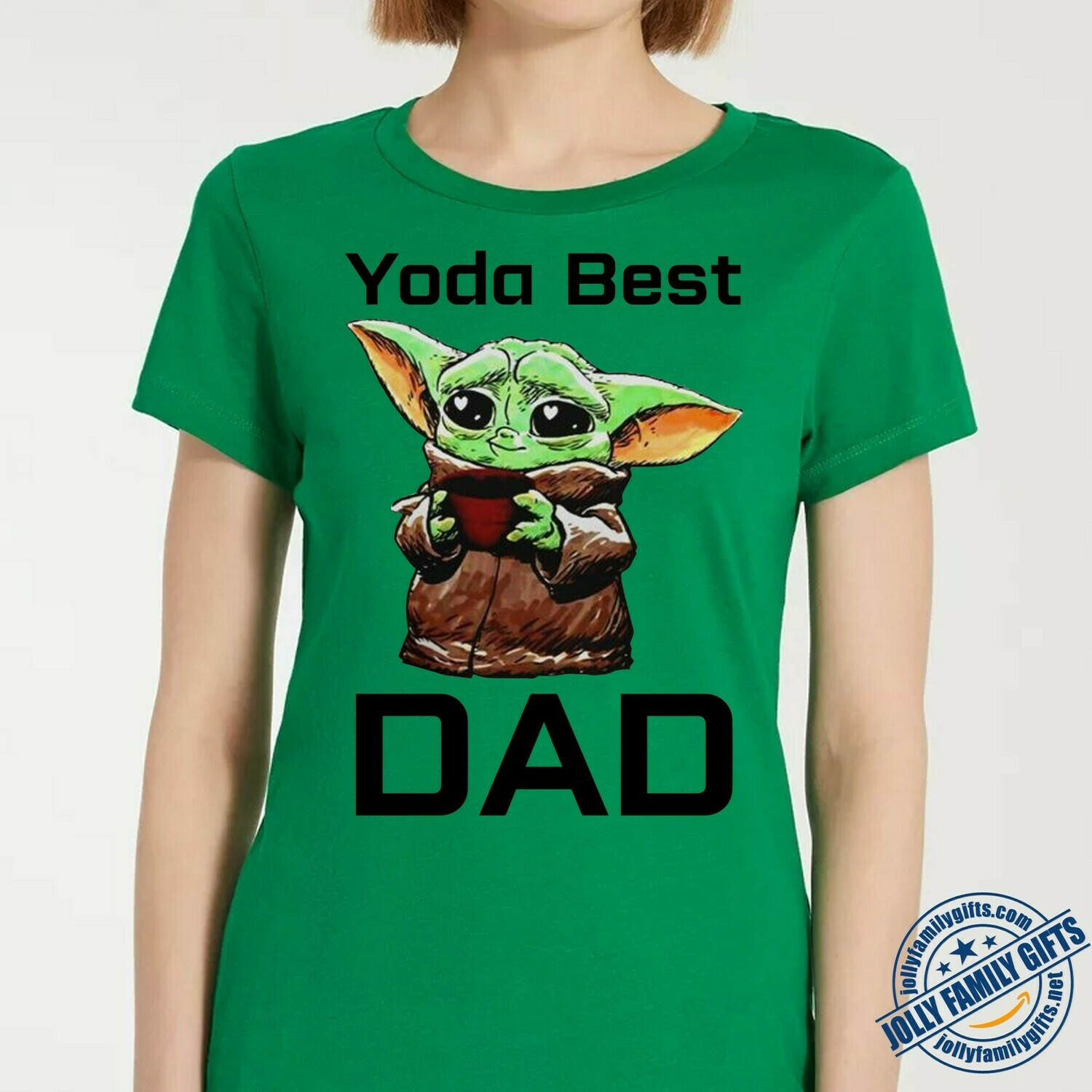 Baby Yoda The Mandalorian with death Star Wars Movie Yoda best Dad,Yoda Hug Mug Gift for him dady father T-Shirt Hoodie Sweatshirt Sweater Tee Kids Youth Gifts Jolly Family Gifts