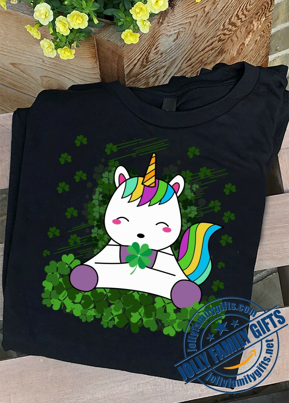 I am Magically Delicious Unicorn St Patrick's Day Irish Shamrock Horse Breed Leprechaun spirit animal  T-Shirt Hoodie Sweatshirt Sweater Tee Kids Youth Gifts Jolly Family Gifts