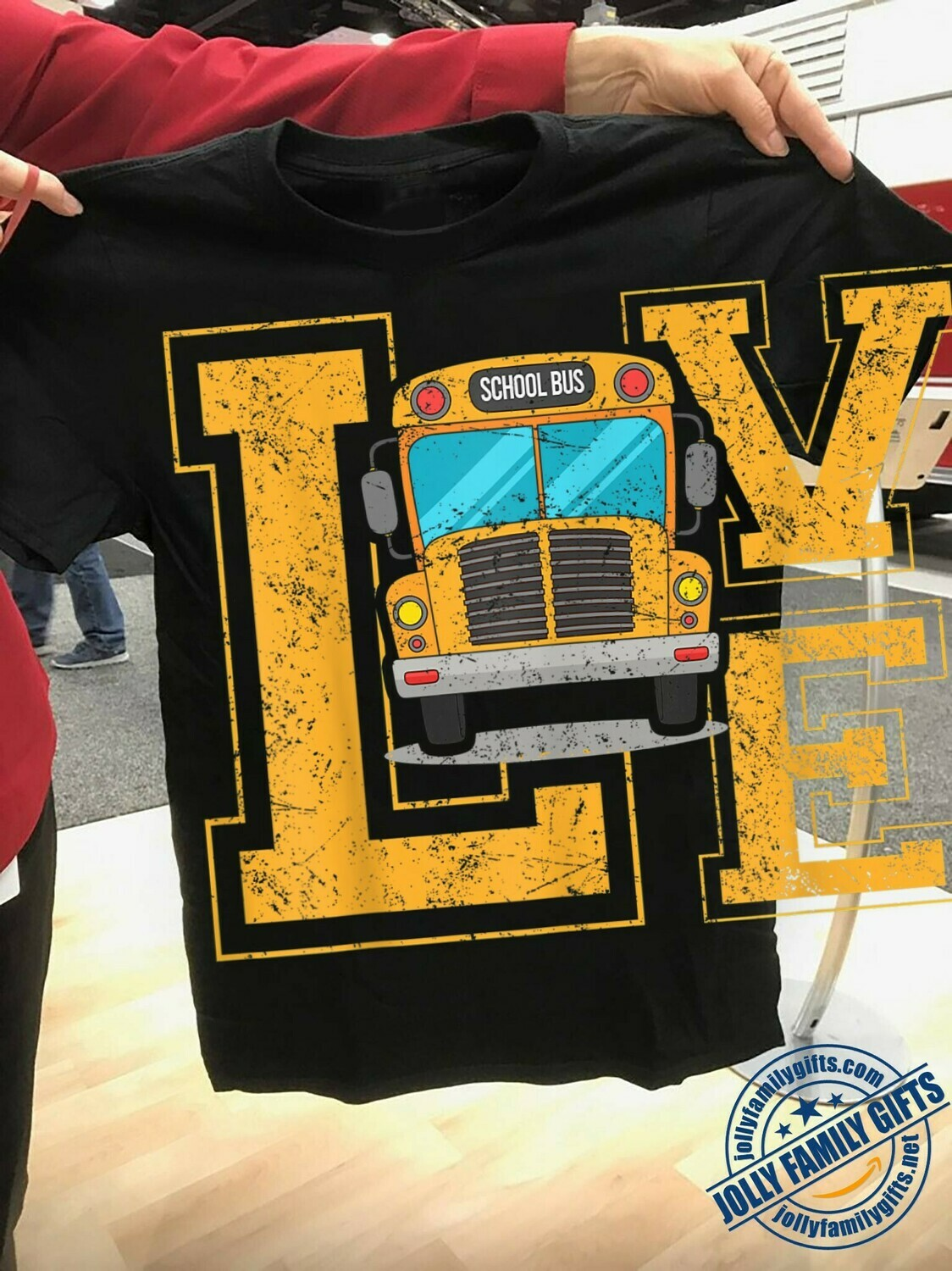 Love School Bus Driver Be Nice Wheels on the Bus Go Round and Round Gift For Kid Men Women Driver Bus T-Shirt Hoodie Sweatshirt Sweater Tee Kids Youth Gifts Jolly Family Gifts
