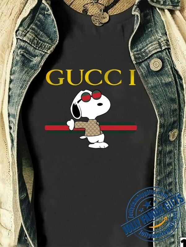 Snoopy Gucci, Gucci Shirts, Gucci T-shirt, Gucci Logo, Gucci Fashion shirt, Fashion shirt, Gucci Design shirt, Snake Gucci vintage shirt Unisex T-Shirt Hoodie Sweatshirt Sweater for Ladies Women Men